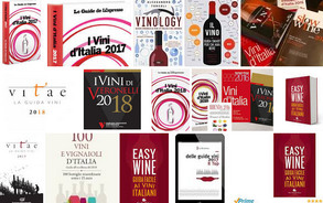 Wine guidebooks 2019 – all awarded Marche wines